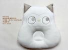 嬰兒枕- 舒適牌 有機棉貓頭鷹枕  台灣製