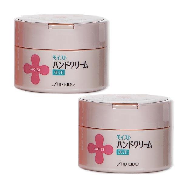 SHISEIDO資生堂 moist尿素加強保濕護手霜(護手乳)罐裝120g【小三美日】