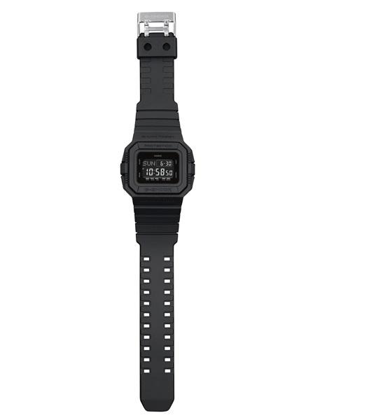 CASIO 卡西歐 G-SHOCK 經典手錶 (DW-D5500BB-1DR) 禮物/46.2mm