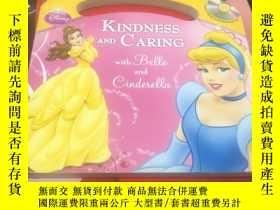二手書博民逛書店迪士尼罕見Kindness and Caring with be