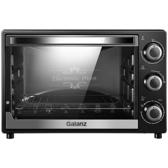 烤箱烤箱家用烘焙多功能全自動小型迷你蛋糕電烤箱32L升大容量 220V LX 雲朵走走