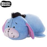 【日本正版】屹耳 趴姿造型 絨毛玩偶 玩偶 Mocchi-Mocchi 小熊維尼 迪士尼 Disney - 212796