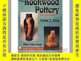 二手書博民逛書店Rookwood罕見Pottery: The Glaze sY2