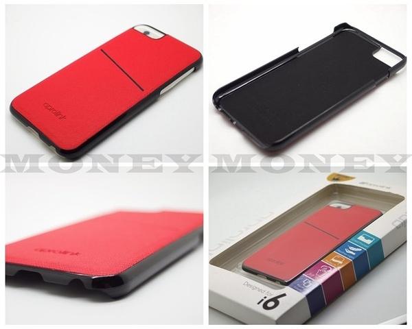 aprolink 奢華系列-卡夾式手機殼/Apple iPhone 6/6S 4.7.吋/可插卡/保護殼【馬尼行動通訊】