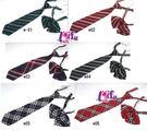 ★草魚妹★K1129領帶棉質領帶7CM窄版領帶拉鍊領帶,單領花售價98元