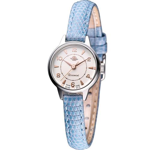 玫瑰錶 Rosemont 骨董風玫瑰系列時尚腕錶 RS001-07