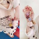 《花花創意会社》毛球球小馬吊墜匙圈吊飾。...