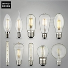 INPHIC精選燈具-愛迪生復古LED燈泡 白光暖黃 燈光 美式 居家