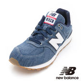 New Balance NB 童鞋 復古鞋 深藍 GC574CR
