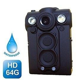 【黑熊館】隨身寶 超廣角防水防摔密錄器 行車記錄器 基本LED版64G (UPC-700L)