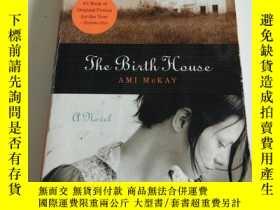 二手書博民逛書店the罕見birth house(英文)Y212829