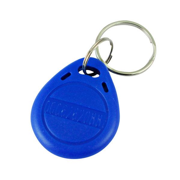 【KC-19】ID考勤鑰匙扣 ID感應鑰匙扣 雙面印刷 感應智能ID卡 ID門禁卡
