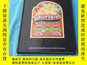 二手書博民逛書店((英文原版)DISCOVERING:EDITED罕見RICHA