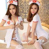 護士服情趣護士制服成人激情套裝透明內衣角色扮演夜店sm騷性感奶子用品(免運)