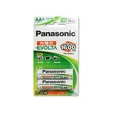 Panasonic 國際牌 EVOLTA  3號2050mAh 低自放鎳氫充電池 2入