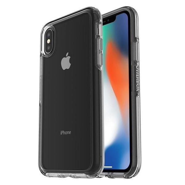 OTTERBOX iPHONE X/Xs SYMMETRY SERIES CLEAR 炫彩幾何透明保護殼 防摔 公司貨保固一年