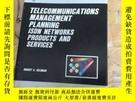 二手書博民逛書店Telecommunications罕見Management Planning: Isdn Networks, P