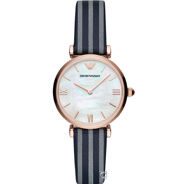 Emporio Armani義式伸展台時尚女錶 AR11224