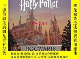 二手書博民逛書店訂購霍格沃茨剪貼簿罕見美版 Harry Potter - Hog