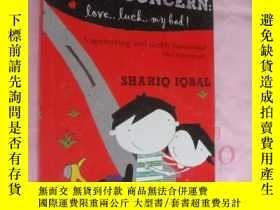 二手書博民逛書店To罕見whom it may concern:love..lu