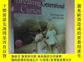 二手書博民逛書店英文原版罕見Breaking Generational Curs