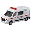 TOMICA NO.044 日產 NV400 EV 救護車_ TM044A5 多美小汽車