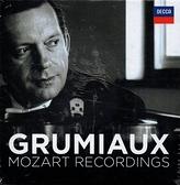 【停看聽音響唱片】【CD】GRUMIAUX MOZART RECORDINGS