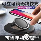 無線充電器-iPhone X無線充電器iphone8蘋果X/8plus手機小米-奇幻樂園