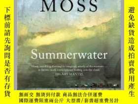 二手書博民逛書店罕見Summerwater夏日水域,英文原版Y449990 Sarah Moss Picador ISBN:9