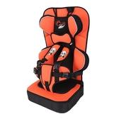 簡易兒童安全座椅增高墊汽車用車載嬰兒坐墊便攜式背帶0-4 3-12歲
