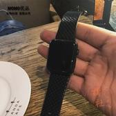 蘋果智能手表帶apple watch錶帶波點iwatch腕帶【橘社小鎮】