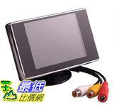 _a[玉山最低比價網] 汽車用 3.5吋 彩色 倒車 監控螢幕 液晶顯示器(21616_Z33)