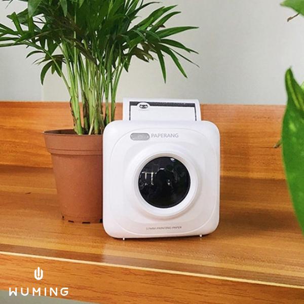 熱感應 拍立得 相機 照相 藍牙 列印機 打印機 相印機 標籤 口袋 手機 送禮 記事 『無名』 P08113