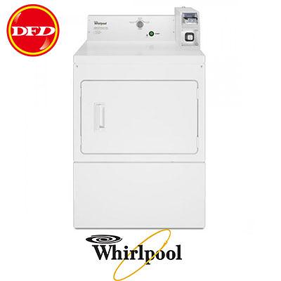 Whirlpool 惠而浦 CEM2765FQ 商用投幣式乾衣機 12KG 美製 保固一年 白色 公司貨 ※運費另計(需加購)