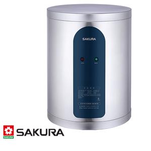 櫻花 SAKURA 倍容電熱水器 27L 6KW 直掛式 型號EH0630S6 儲熱式