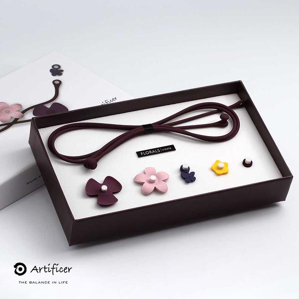 【Artificer】FLORALS 創意飾品(夢幻色系)