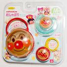 麵包超人 外出奶嘴套件 適合 3-6個月幼兒 日本帶回正版商品