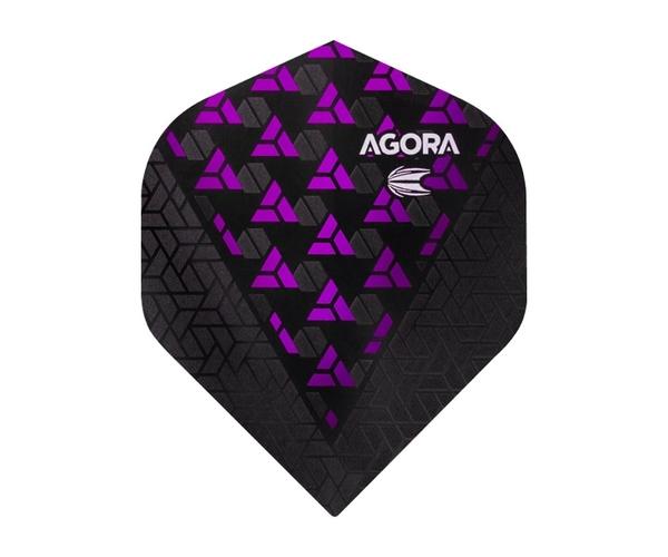 【TARGET】VISION ULTRA GHOST STANDARD AGORA Purple 332690 鏢翼 DARTS
