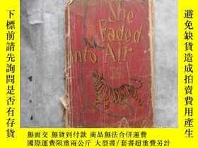 二手書博民逛書店SHE罕見FADED INTO AIRY18210 出版1948