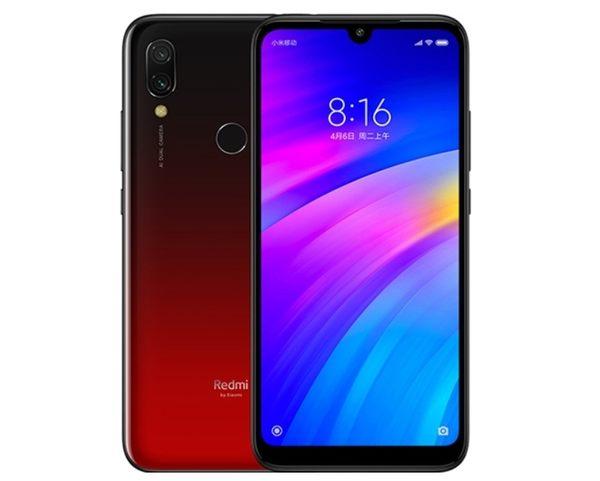 Xiaomi 紅米 7 3G/32G 6.26 吋八核手機 台灣公司貨
