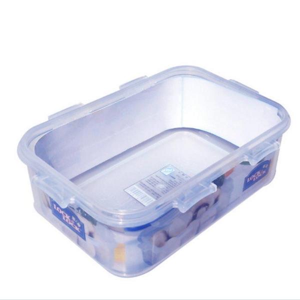 【GD224】LOCK & LOCK 樂扣樂扣保鮮盒HPL814『方形460ML』 密封盒 微波盒 EZGO商城