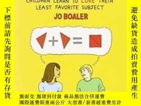 二手書博民逛書店What s罕見Math Got To Do With It?-數學和它有什麽關系?Y436638 Jo Bo