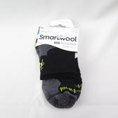 smartwool PHD戶外輕量減震低筒襪 美麗諾羊毛 SW001066001 黑【iSport愛運動】
