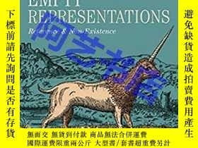 二手書博民逛書店Empty罕見Representations:Reference And Non-existence ,2014年