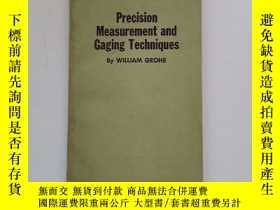 二手書博民逛書店Precision罕見measurement and gauge fastening technology【精密測