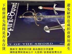 二手書博民逛書店Spirit罕見of the Sword 劍靈Y20113 請見圖 請見圖