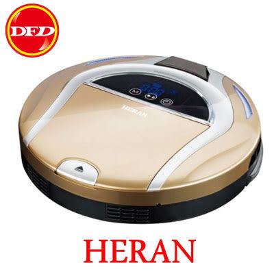 HERAN 禾聯 HVR-101E3 雙核心智能掃地機 4段清掃模式 自動回充功能 防摔落機制 公司貨
