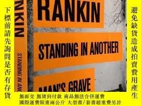 二手書博民逛書店IAN罕見RANKIN STANDING IN ANOTHER