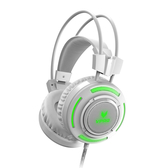 Rapoo 雷柏 VH200 白色 全彩 RGB 電競 遊戲 耳機