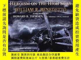 二手書博民逛書店Sailing罕見into the Abyss: A True Story of Extreme Heroism
